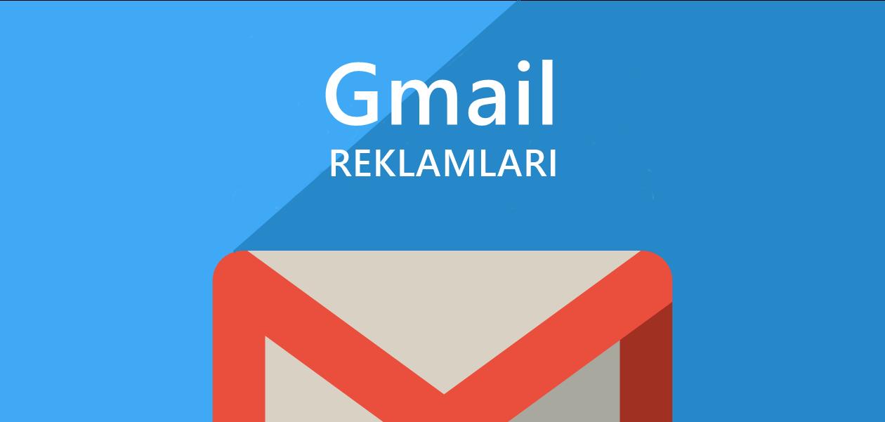 gmail sponsorlu reklamlar